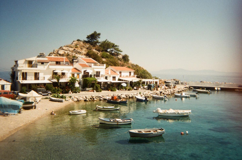 LOMO x Samos