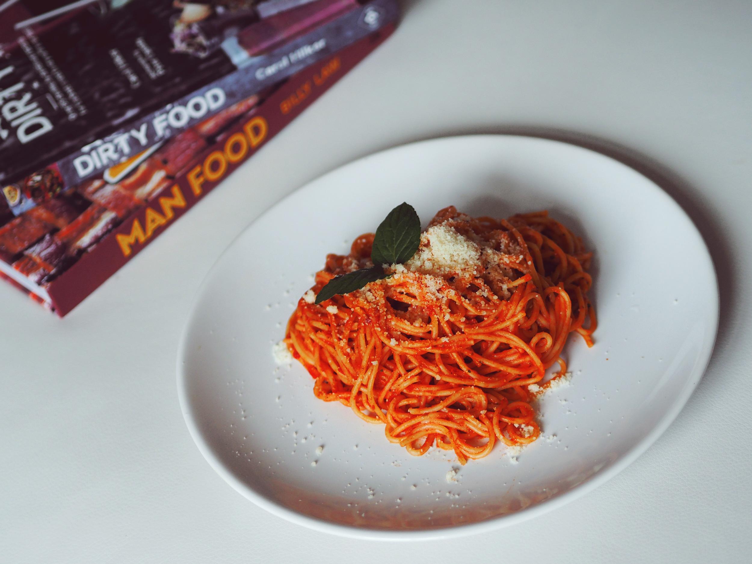 Recipe: Spaghetti with Pesto