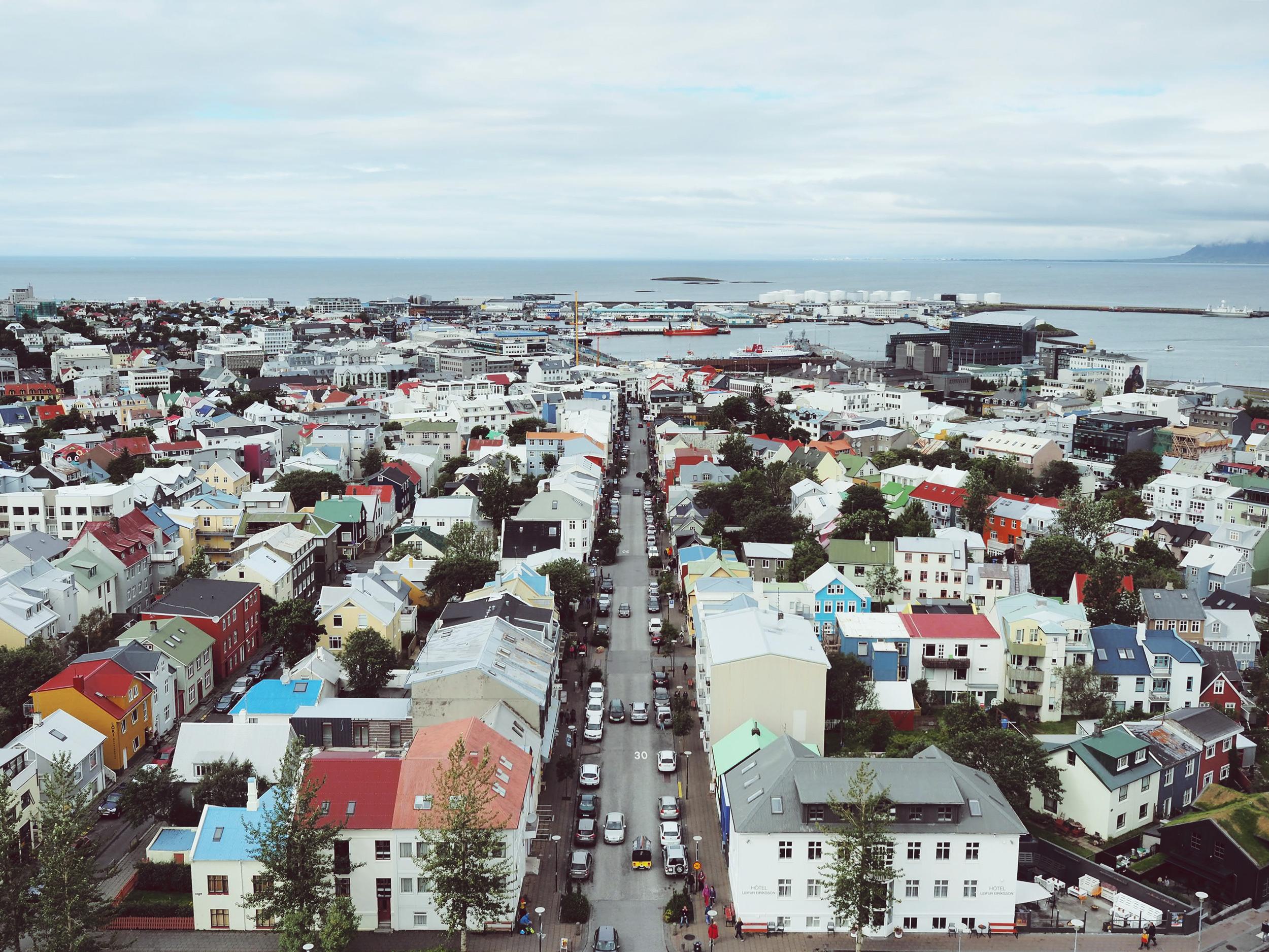 Postcard from Reykjavik