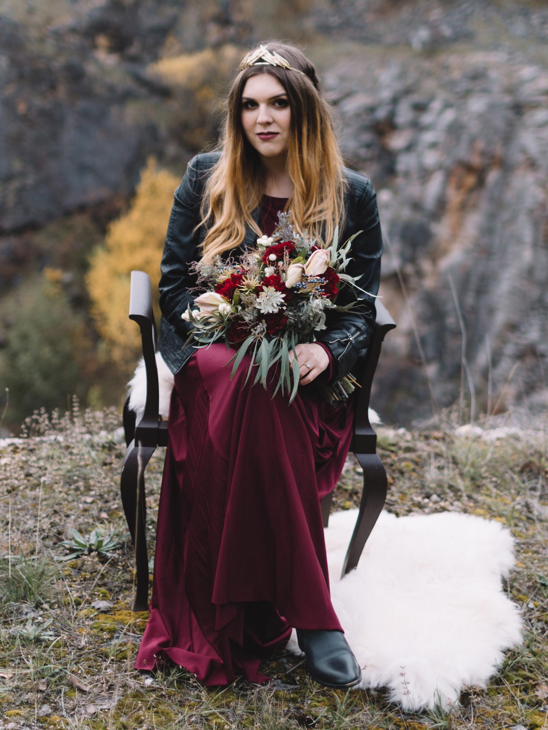 O nevěstě I.