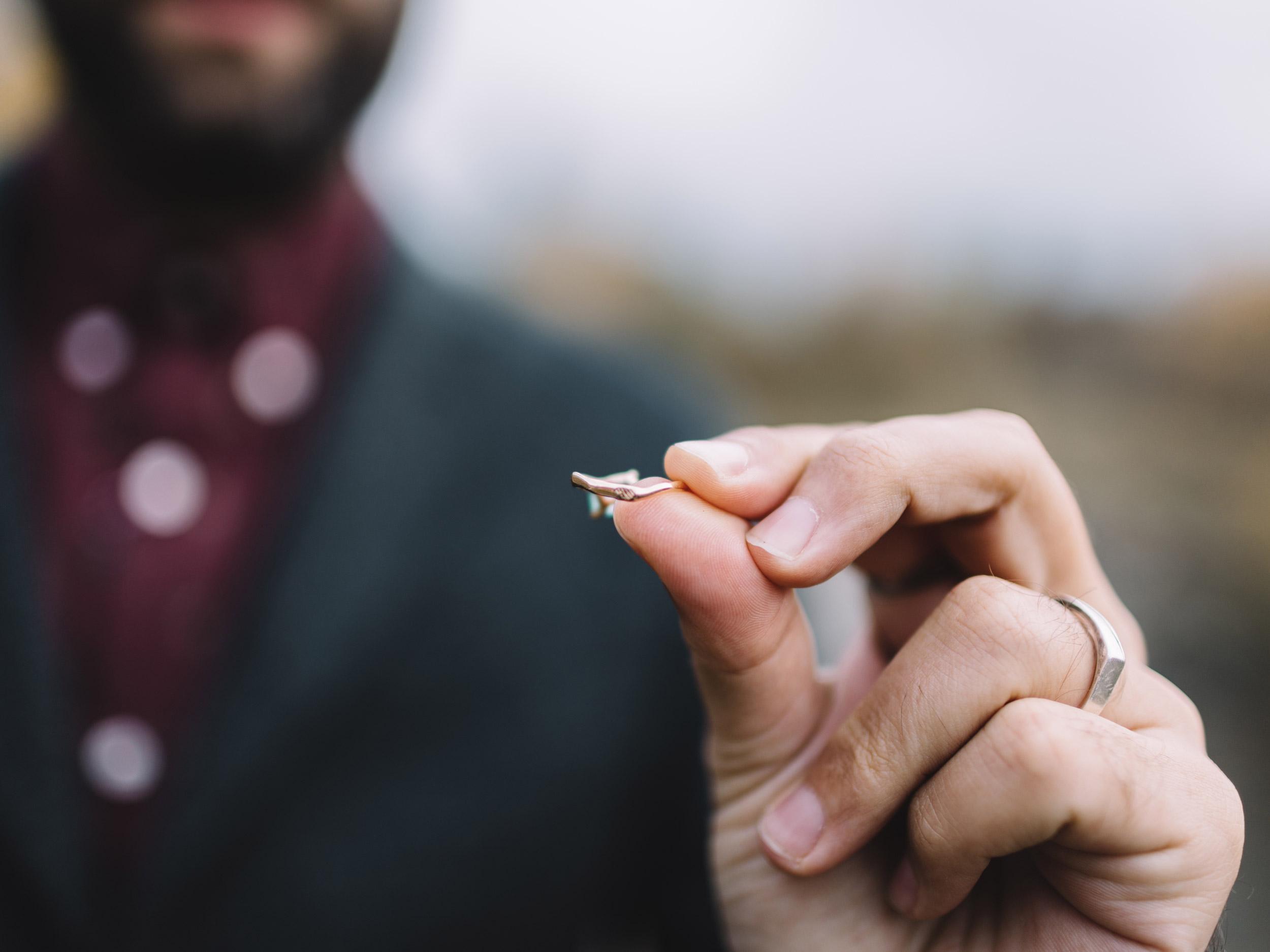 O nejkrásnějším prstýnku